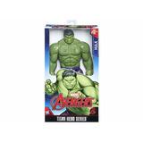 Hulk Figura 26 Cm Titan Hero Series Original Hasbro B5772