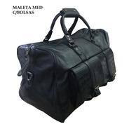 Maleta Kent  Gde De Viaje En Piel  (ma5416)