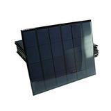 Sunnytech® 1pc 3.5w 6v 583ma Mini Módulo Solar Sistema