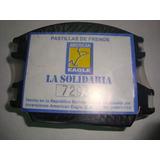 Juego De Pastillas Hyundai Excel/accent/getz / Brisa 7293