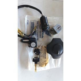 Kit Chave Ignição Cg125 Today Ml Turuna Original Honda