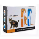 Maquina De Tosa Tosquiar Pet Kit Cortar Pelo Cachorro Gato