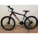 Bicicleta Para Hombre Montañera Deportivo