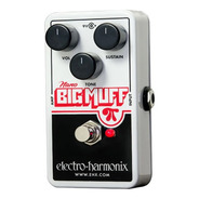 Electro Harmonix Nano Big Muff Made In Usa C/ Nf-e