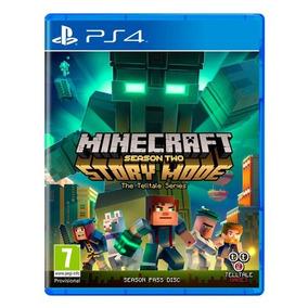 Minecraft Season 2 History Mode Ps4 Ibushak Gaming
