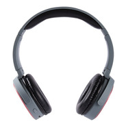 Audifono Radiant Bluetooth Con Microfono Red St-h86508 Bs
