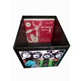 Cajas Organizadora Porta Discos Vinilos Discos Lp: Beatles
