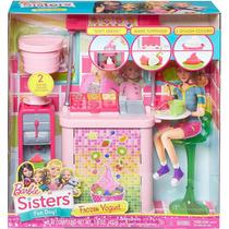 Barbie Real Sorveteria 3 É Demais - Cfb49 - Mattel