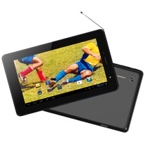 Tablet Phaser Pc-203 Tv Digital Tela 7 4gb 2 Câmeras Wi-fi