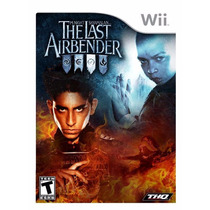 Jogo Nintendo Wii: The Last Airbender Pal N (mídia Física)