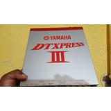 Modulo De Bateria Yamaha Dtxpress Iii