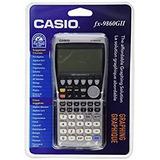 Calculadora Casio Fx-9860gii Graphing, Negro