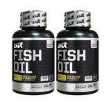 2 Fish Oil 60 C/u Caps Ena Fuente Omega 3 Aceite De Pescado