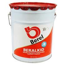 Pintura Esmalte. Beralkid 405-6 Rojo Ladrillo (1 Cub)