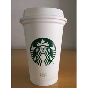 Vaso De Starbucks Con Tapa Y Bolsa Incluida - Original
