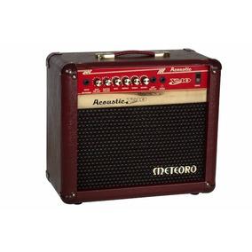Amplificador Cubo Para Violao Meteoro Acoustic V40 W