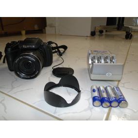 Câmera Digital Fujifilm Hs20exr Completíssima Impecável