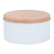 Caja Organizadora Free Home Circular Blanca Caja Org Tk154