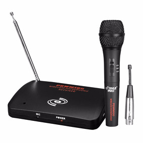 Pyle Microfono Inalambrico Pdwm100 Microfono Karaoke Oferta