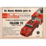Clippings De Publicidades Autos Buby Originales Anteojito