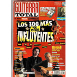 Revista Guitarra Total N°38 2001 Sin Cd Ver Índice En Fotos