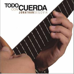 Cds Música Instrumental Digital Mp3 Jonathan Segovia