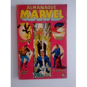 Almanaque Marvel Nº 02 - Rge (1979)