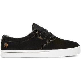 Zapatos Etnies Jameson 2 Eco Black Brown Grey