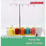 Porta Fio Janome Mc500,skyline.8200 E 8900 Elna 830 5 Cones