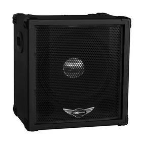 Cubo Amplificador Contra Baixo Top Bass Voxstorm Af15 140w