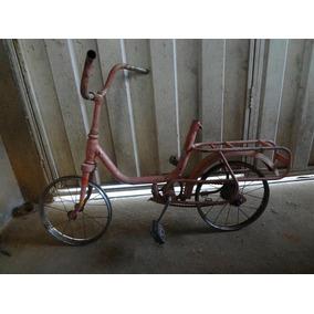 Raridade! Bicicleta Monark Monareta Mirim Para Restauro