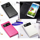 Flip Cover Samsung S4 Smart S View Original + Stylus