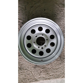 Roda Avulsa Silverado S10 Blazer D20 L200 Bandeirantes -16