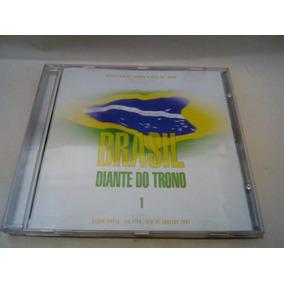 Cd Duplo Brasil Diante Do Trono 1 Ao Vivo 2001 Original