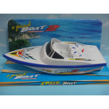 Lancha A Pila Speed Boat