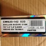 Anillos De Motor Suzuki Swift 1.6lt 0.20-0.50