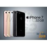 Iphone 7 32gb 4g Libre Fabrica+ Garantia+ Boleta+ Sellado!!!