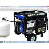 Planta Electrica 10000watt Gasolina/gas Motor 18hp Duromax