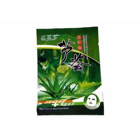 Mascarilla Hidratante Aloe Vera 30g, Tratamiento De 7 Días