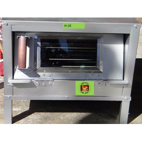 Horno Industrial Para Pizza Galletas Pastel H-18 Chacmool
