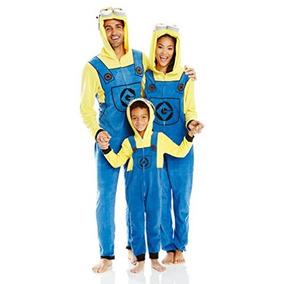 Mameluco Pijama Minion Para Niños Original