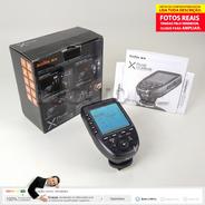 Godox Xpron Radio Flash Transmissor Nikon Ittl Wireless X Np