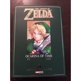 Panini Manga Legend Of Zelda Ocarina Of Time Sup Tomo Latino