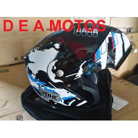 Capacete Yohe Pratik Emotion - Capacetes para Motos no Mercado Livre ... 9238159cf97
