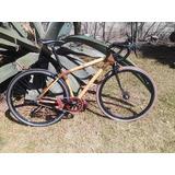 Bicicleta De Bambu Talla 48