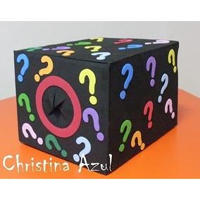 Caixa Misteriosa Mistery Box