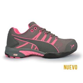 Zapato De Seguridad Mujer - Puma Berrendo - Envío Gratis Dhl