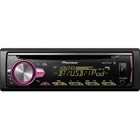 Pioneer - Deh-s4000bt - Usb Cd Mp3 Estéreo Bluetooth 13 Band