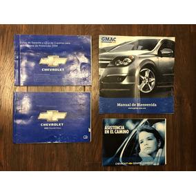 Manual Del Propietario Chevrolet Chevy 2009