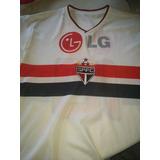 Camisa Spfc Branca 2009